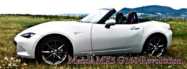 Mazda MX5 G160 Revolution Top