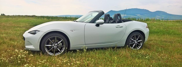 Mazda MX5 G160 Revolution Top