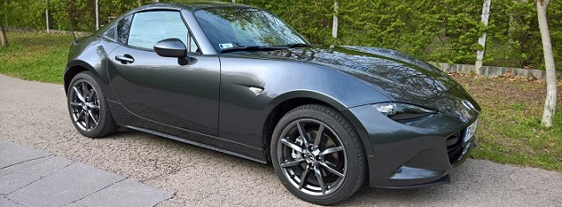 Mazda MX5 RF G160 Revolution Top